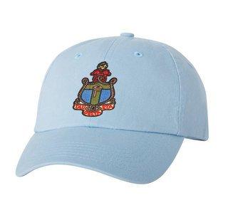 DISCOUNT-Delta Gamma Crest - Shield Hat