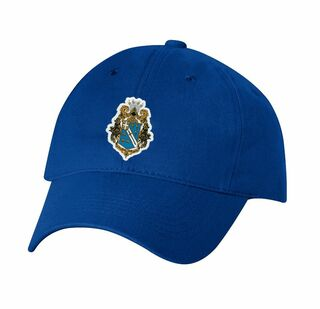 DISCOUNT-Alpha Phi Omega Crest Hat - SUPER SALE