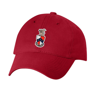 DISCOUNT-Beta Theta Pi Crest Hat - SUPER SALE