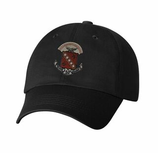 DISCOUNT-Sigma Kappa Crest - Shield Hat