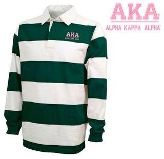 Alpha Kappa Alpha Lettered Rugby