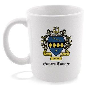 Tau Beta Sigma Crest - Shield Coffee Mug