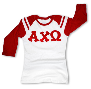 Sorority Lettered Legacy Tee
