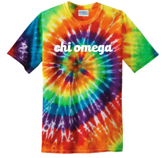 Fraternity/Sorority Tie-Dye
