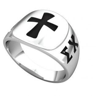Sigma Chi Brotherhood Ring (R002)