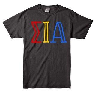Sigma Iota Alpha Comfort Colors Heavyweight Design T-Shirt