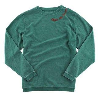 Sorority Corded Crew Sweatshirt