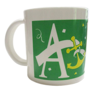 Alpha Sigma Tau Plastic Coffee Mugs