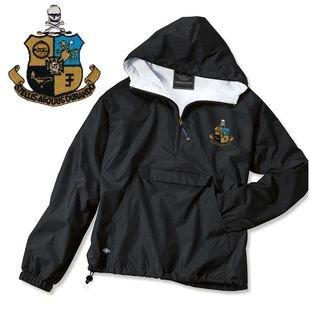 Phi Kappa Sigma Crest - Shield Anorak