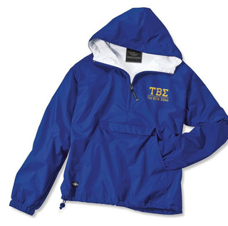Tau Beta Sigma Greek Letter Anoraks