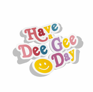 Delta Gamma Day Decal Sticker