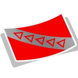 Tau Kappa Epsilon Flag Decal Sticker