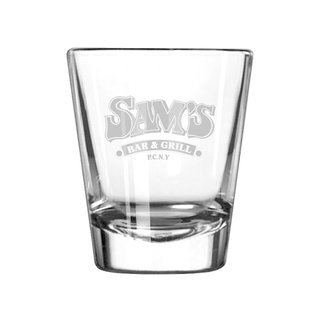 Design Your Own 1 3/4 oz. Short Glasses
