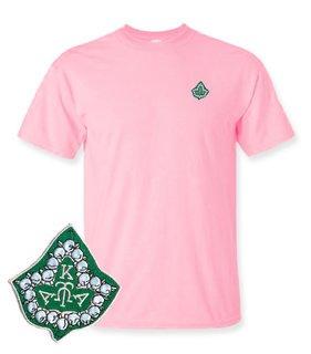 DISCOUNT- Alpha Kappa Alpha Mascot Emblem T-Shirt!