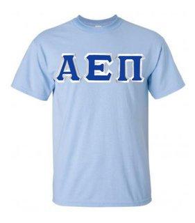 Alpha Epsilon Pi Custom Twill Short Sleeve T-Shirt