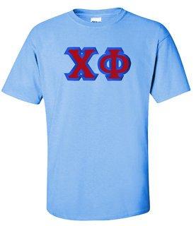 Chi Phi Custom Twill Short Sleeve T-Shirt
