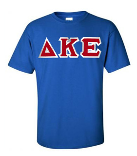 Delta Kappa Epsilon Custom Twill Short Sleeve T-Shirt