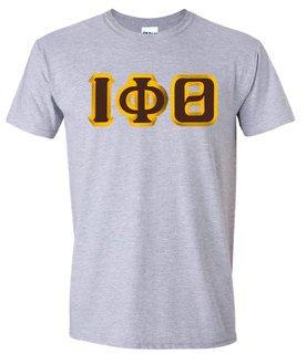 $15 Iota Phi Theta Custom Twill Short Sleeve T-Shirt