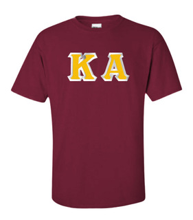 Kappa Alpha Custom Twill Short Sleeve T-Shirt