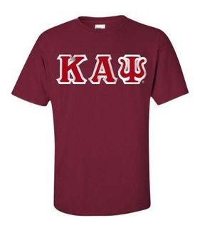 Kappa Alpha Psi Custom Twill Short Sleeve T-Shirt