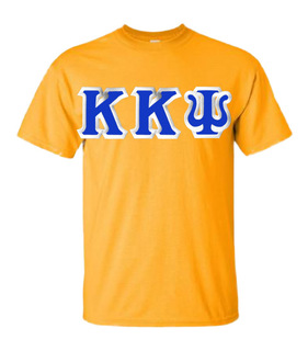 $15 Kappa Kappa Psi Custom Twill Short Sleeve T-Shirt