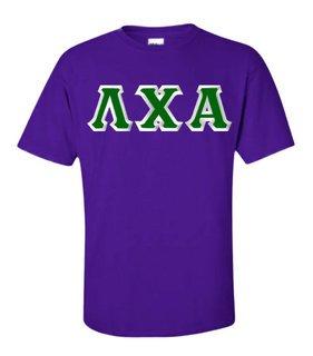 Lambda Chi Alpha Custom Twill Short Sleeve T-Shirt