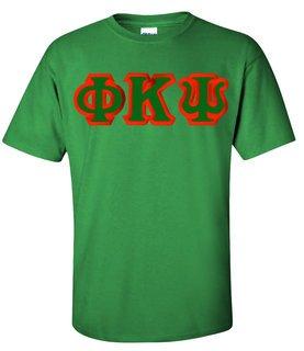 Phi Kappa Psi Custom Twill Short Sleeve T-Shirt