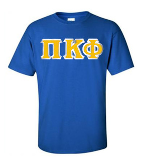 Pi Kappa Phi Custom Twill Short Sleeve T-Shirt
