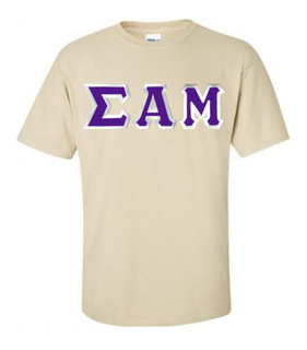 $15 Sigma Alpha Mu Custom Twill Short Sleeve T-Shirt