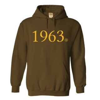 1963 Hooded Sweatshirt