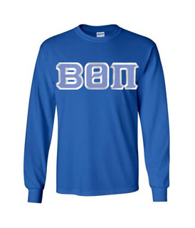 Beta Theta Pi Custom Twill Long Sleeve T-Shirt