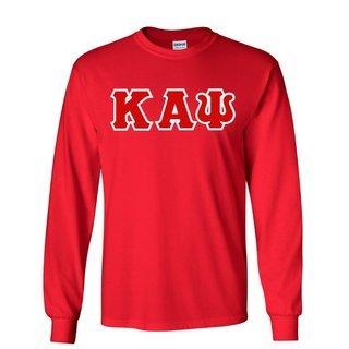 $19.99 Kappa Alpha Psi Custom Twill Long Sleeve T-Shirt