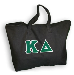 DISCOUNT- Kappa Delta Lettered Tote Bag