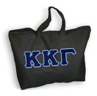 DISCOUNT- Kappa Kappa Gamma Lettered Tote Bag