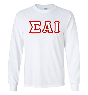 $19.99 Sigma Alpha Iota Custom Twill Long Tee