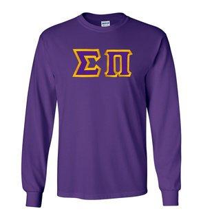 Sigma Pi Custom Twill Long Sleeve T-Shirt