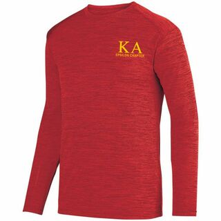 $20 World Famous Dry Fit Tonal Long Sleeve Tee