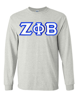 $23.99 Zeta Phi Beta Custom Twill Long Tee