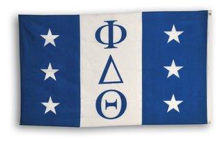 3' x 5' Phi Delta Theta Flag