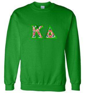 $25 Kappa Delta Custom Twill Sweatshirt