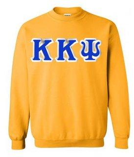 $25 Kappa Kappa Psi Custom Twill Crewneck Sweatshirt
