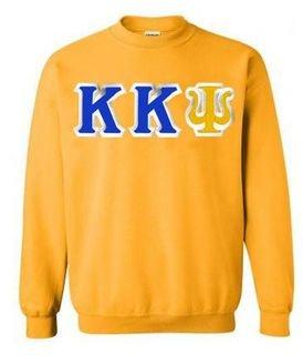 Kappa Kappa Psi Custom Twill Crewneck Sweatshirt