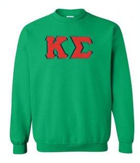 $29.99 Kappa Sigma Lettered Crewneck
