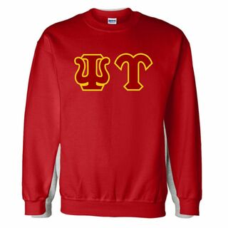 $29.99 Psi Upsilon Custom Twill Crewneck Sweatshirt