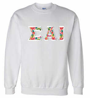 $25 Sigma Alpha Iota Custom Twill Sweatshirt