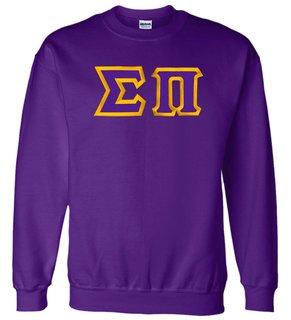 $25 Sigma Pi Custom Twill Crewneck Sweatshirt