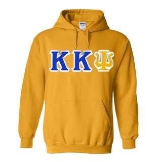 Kappa Kappa Psi Custom Twill Hooded Sweatshirt
