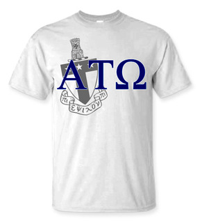 Greek Crest - Shield Tee