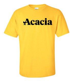 Acacia Gold Shirt
