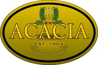 ACACIA Color Oval Decal